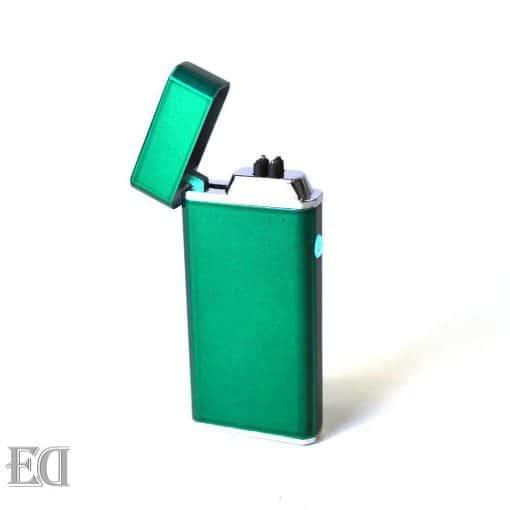 גאדג'טים מצית חשמלי ירוק