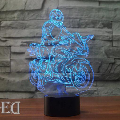 גאדג'טים מתנות מנורות לילה אופנוען