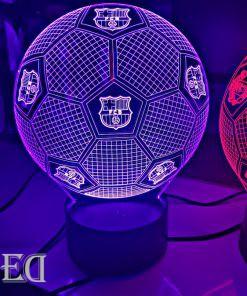 גאדג'טים מתנות מנורות לילה ברצלונה כדור