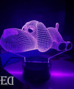 גאדג'טים מתנות מנורות לילה כלב-3