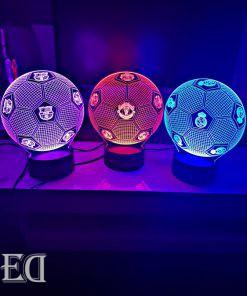 גאדג'טים מתנות מנורות לילה קבוצות כדור