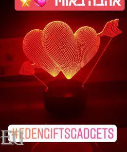 גאדג'טים מתנות מנורות לילה קופידון