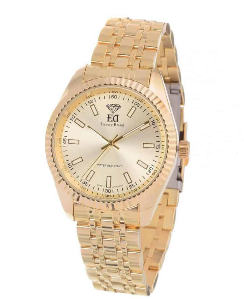 גאדגטים-שעון-ED-לגבר-זהב-זהב-1 (1)