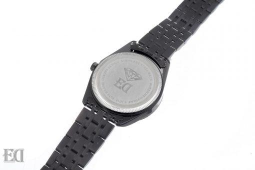 גאדג'טים שעון ED שחור לגבר-2