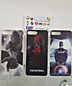 גאדג'ט כיסוי לטלפון מגן לטלפון גיבורים