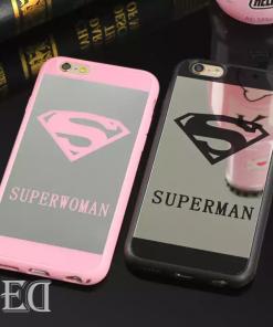 גאדג'ט כיסוי לטלפון מגן לטלפון זוג סופרמן