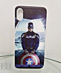 גאדג'ט כיסוי לטלפון מגן לטלפון קפטן אמריקה-1