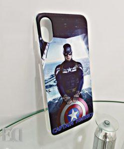 גאדג'ט כיסוי לטלפון מגן לטלפון קפטן אמריקה-2
