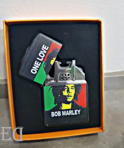 גאדג'ט מצית חשמלי בוב מארלי
