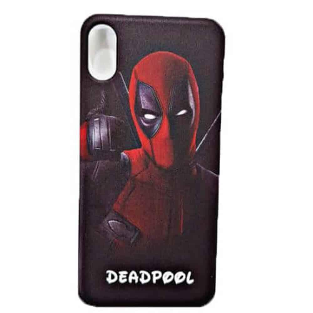 מגן לטלפון דדפול - 1