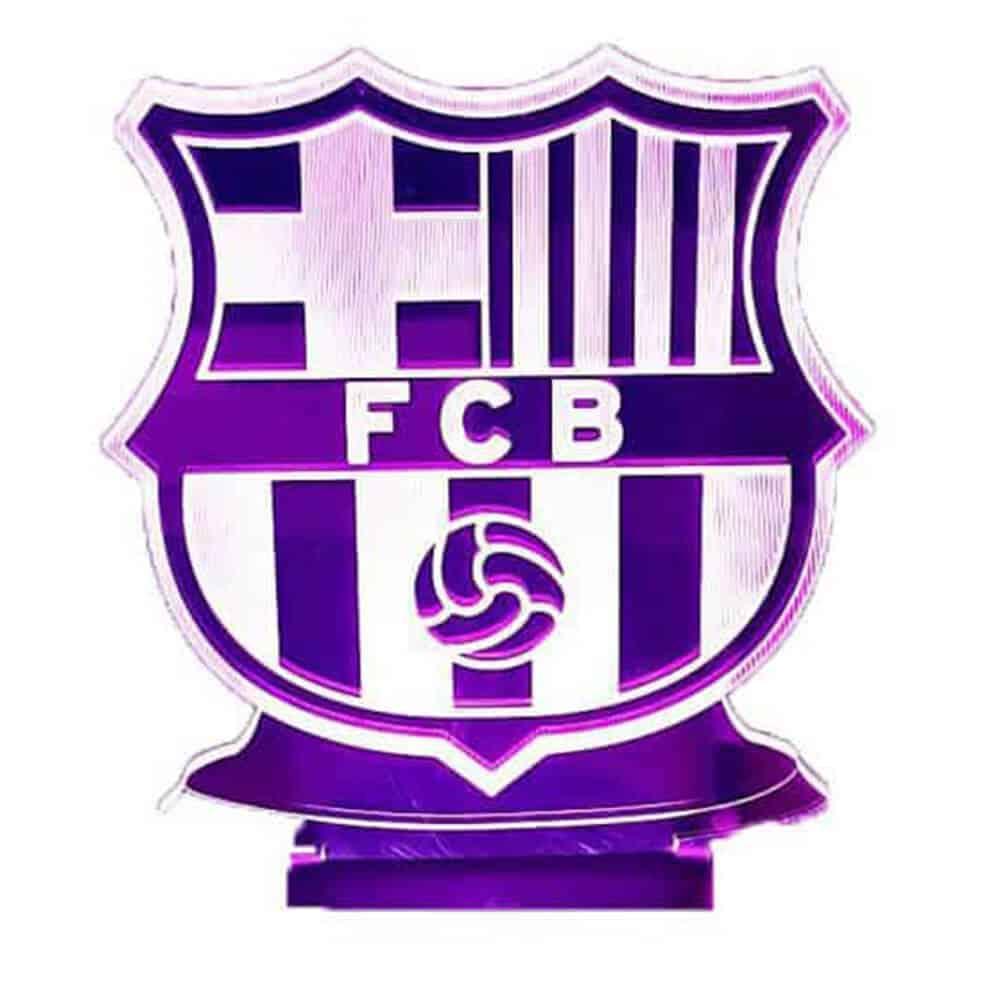 מנורת לילה סמל FCB