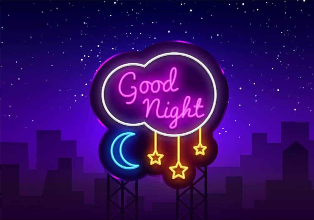 משפטי לילה טוב יפים לאהוב ולבן זוג