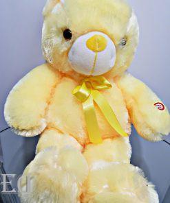 מתנה דובי חצי מטר צהוב