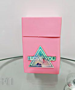 מתנות גאדג'טים כיסוי לסיגריות I LOVE YOU-2