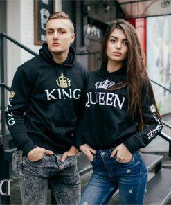 מתנות חולצות קווין קינג לגבר ולאישה-6
