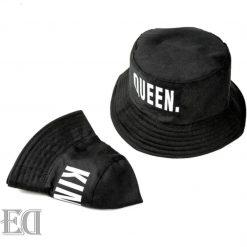 מתנות כובעי טמבל קינג קווין-3